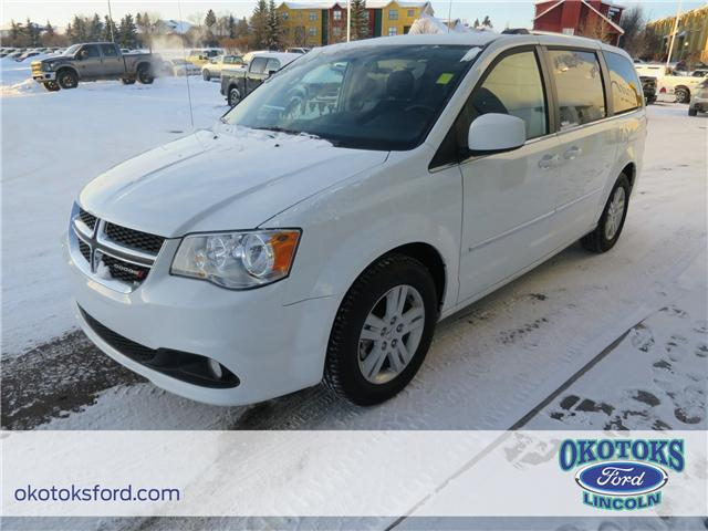 2017 Dodge Grand Caravan Crew (Stk: B82975) in Okotoks - Image 1 of 22