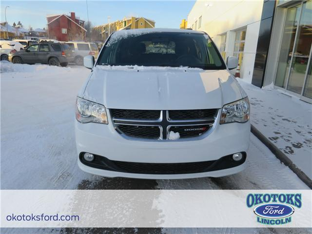 2017 Dodge Grand Caravan Crew (Stk: B82975) in Okotoks - Image 2 of 22
