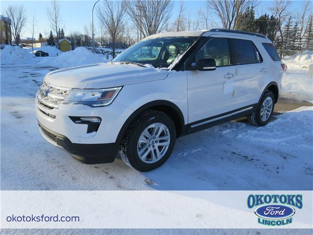2018 Ford Explorer XLT (Stk: JK-94) in Okotoks - Image 1 of 5