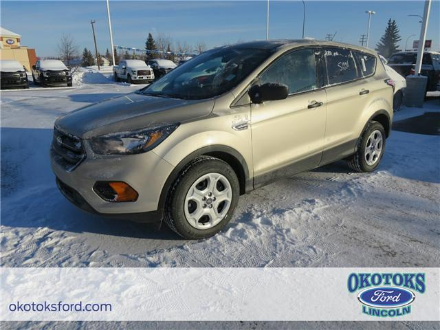 2018 Ford Escape S (Stk: J-60) in Okotoks - Image 1 of 5