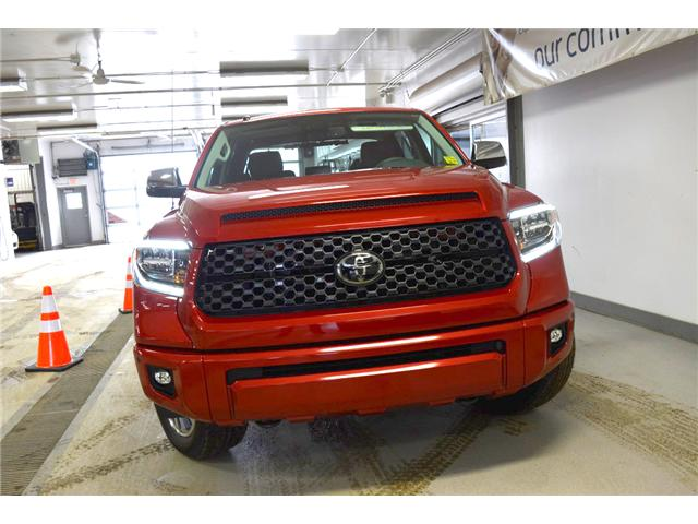 2018 Toyota Tundra Platinum 5.7L V8 (Stk: 183161) in Regina - Image 2 of 33