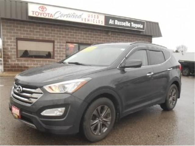 2013 Hyundai Santa Fe Sport  (Stk: U6053) in Peterborough - Image 1 of 9