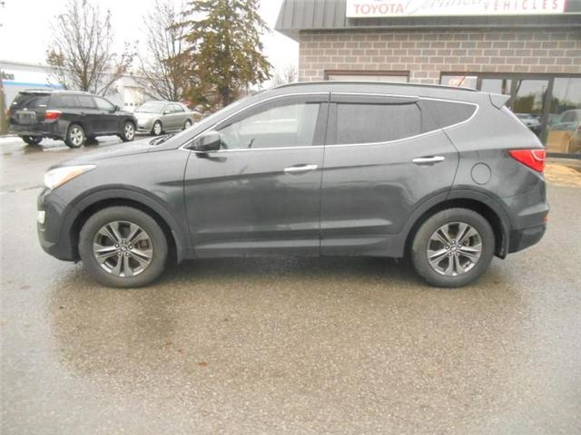 2013 Hyundai Santa Fe Sport  (Stk: U6053) in Peterborough - Image 2 of 9