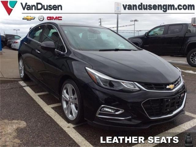 2018 Chevrolet Cruze Premier Auto (Stk: 183097) in Ajax - Image 1 of 27