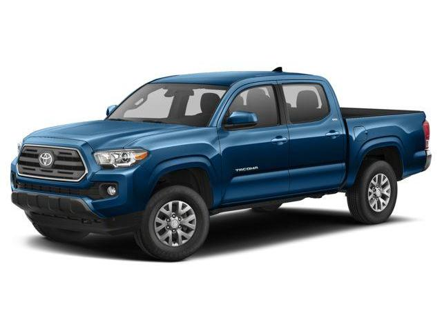 2018 Toyota Tacoma SR5 (Stk: 18166) in Walkerton - Image 1 of 2