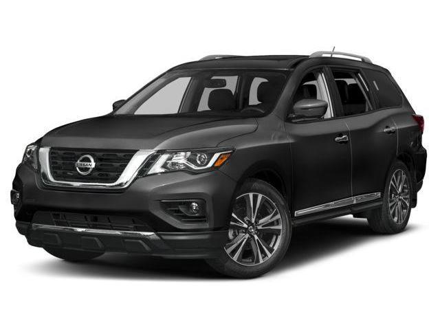 2018 Nissan Pathfinder Platinum (Stk: 18-075) in Smiths Falls - Image 1 of 9