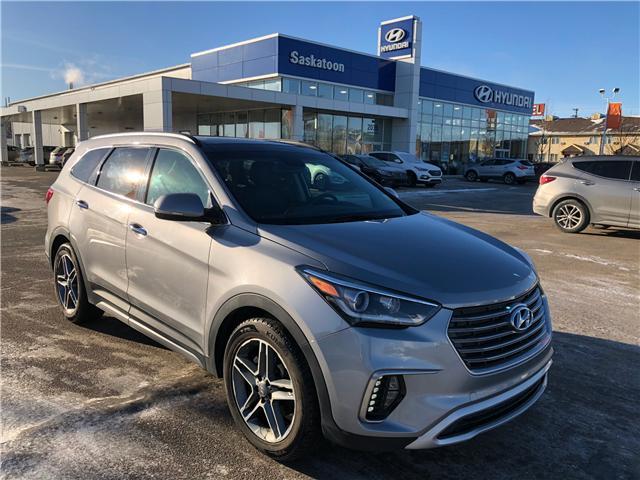 2017 Hyundai Santa Fe XL Limited (Stk: B6895) in Saskatoon - Image 1 of 30