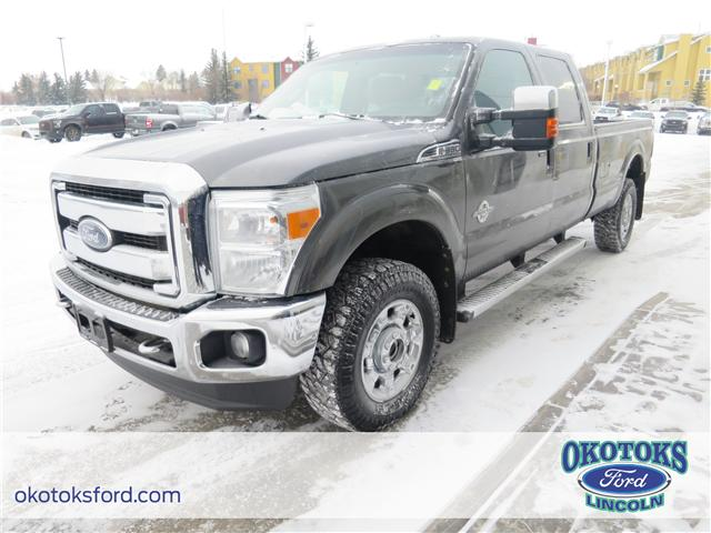 2016 Ford F-350 XLT (Stk: B82976) in Okotoks - Image 1 of 20