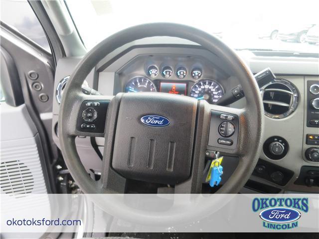 2016 Ford F-350 XLT (Stk: B82976) in Okotoks - Image 12 of 20