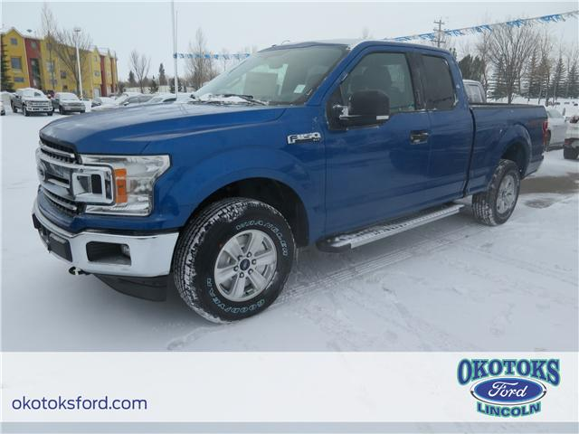 2018 Ford F-150 XLT (Stk: J-168) in Okotoks - Image 1 of 5