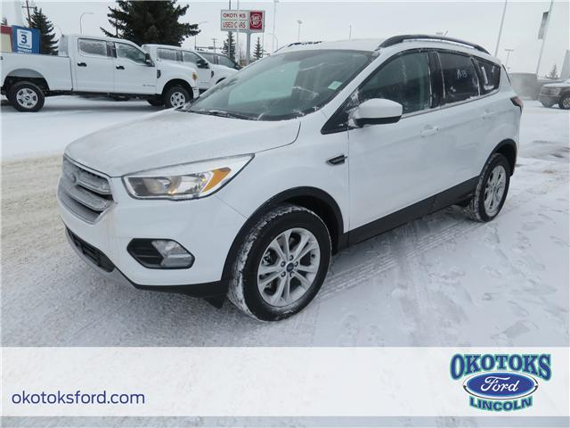 2018 Ford Escape SE (Stk: J-474) in Okotoks - Image 1 of 5