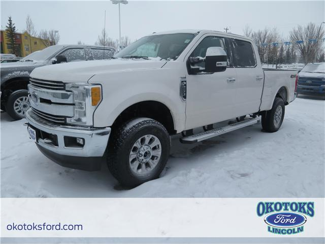 2017 Ford F-250 Lariat (Stk: H-2321) in Okotoks - Image 1 of 5