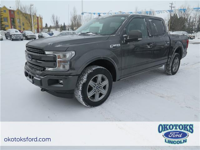 2018 Ford F-150  (Stk: JK-59) in Okotoks - Image 1 of 5