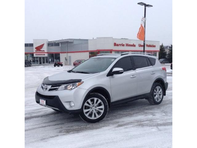 2015 Toyota RAV4  (Stk: U15032) in Barrie - Image 1 of 17