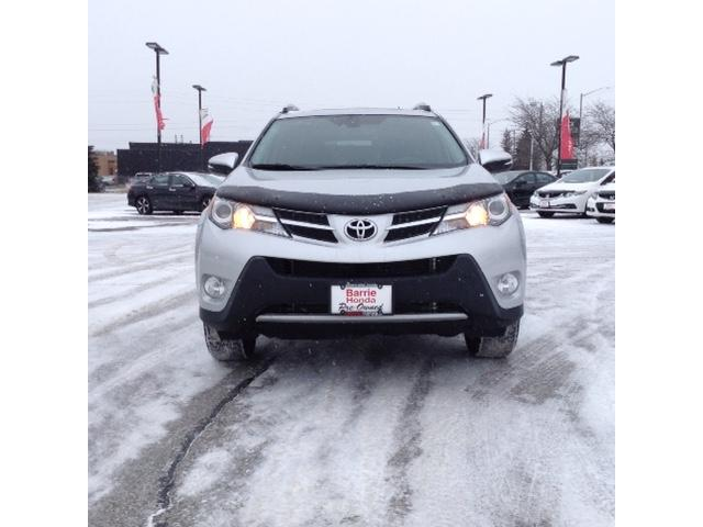 2015 Toyota RAV4  (Stk: U15032) in Barrie - Image 2 of 17