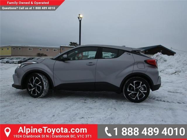 2018 Toyota C-HR XLE (Stk: R048436) in Cranbrook - Image 2 of 15