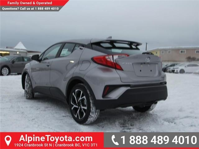 2018 Toyota C-HR XLE (Stk: R048436) in Cranbrook - Image 3 of 15