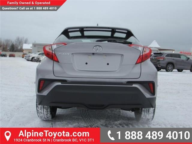 2018 Toyota C-HR XLE (Stk: R048436) in Cranbrook - Image 4 of 15