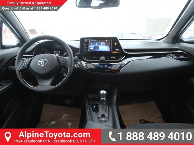 2018 Toyota C-HR XLE (Stk: R048436) in Cranbrook - Image 10 of 15