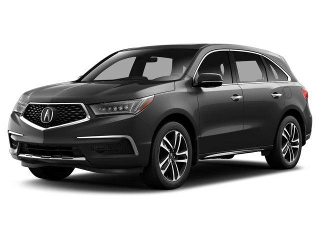 2018 Acura MDX Navigation Package (Stk: J800362T) in Brampton - Image 1 of 1