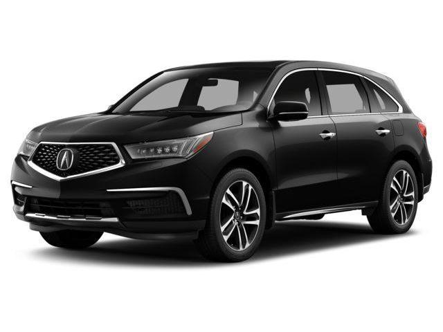 2018 Acura MDX Navigation Package (Stk: J800725T) in Brampton - Image 1 of 1