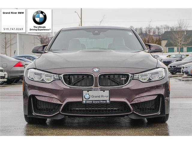 2017 BMW M3 Base (Stk: PW4189) in Kitchener - Image 2 of 22