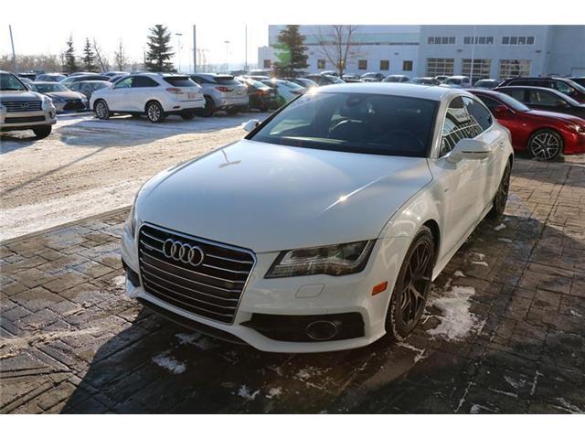 2012 Audi A7 Premium Plus (Stk: 180011DD) in Calgary - Image 2 of 10