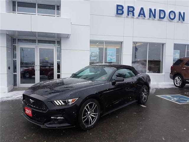 2017 Ford Mustang EcoBoost Premium (Stk: P1033) in Uxbridge - Image 1 of 6