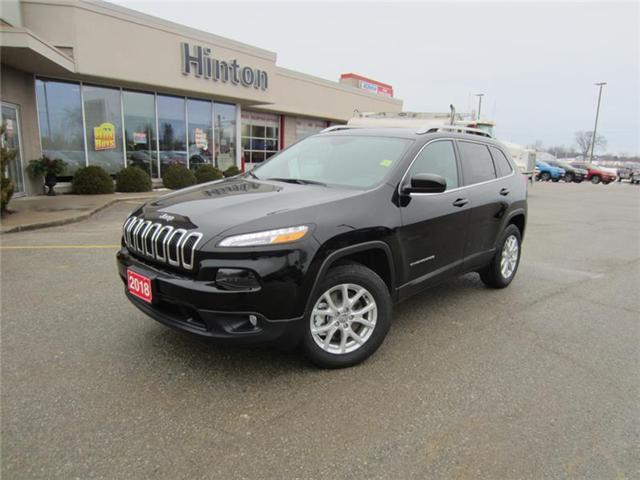 2018 Jeep Cherokee North (Stk: 18020) in Perth - Image 1 of 10
