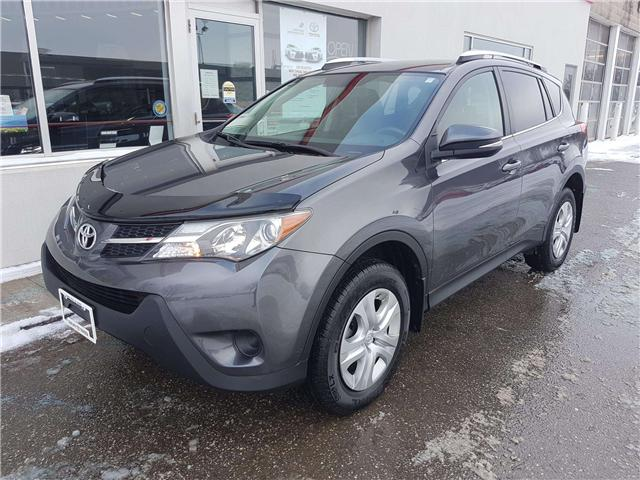 2015 Toyota RAV4 LE (Stk: U00659) in Guelph - Image 1 of 28
