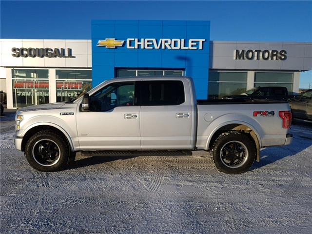 2016 Ford F-150 Lariat (Stk: 189956) in Fort Macleod - Image 1 of 21