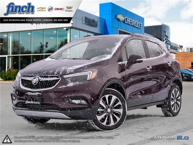 2018 Buick Encore Essence (Stk: 139459) in London - Image 1 of 27