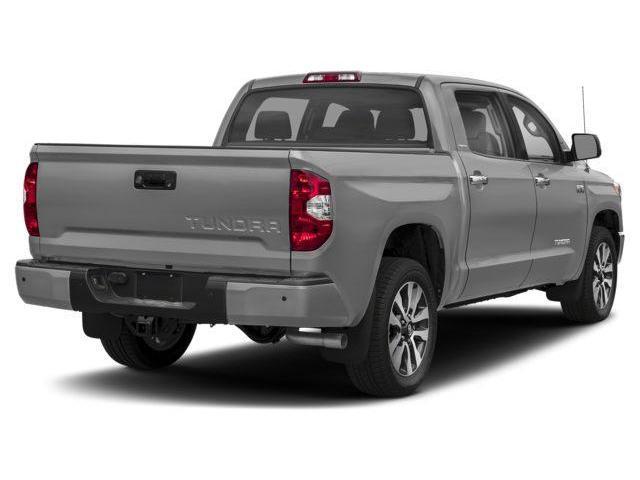 2018 Toyota Tundra 4x4 CrewMax Platinum 5.7 6A (Stk: H18269) in Orangeville - Image 2 of 9