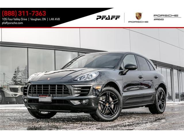 2015 Porsche Macan S (Stk: U6821) in Vaughan - Image 1 of 9