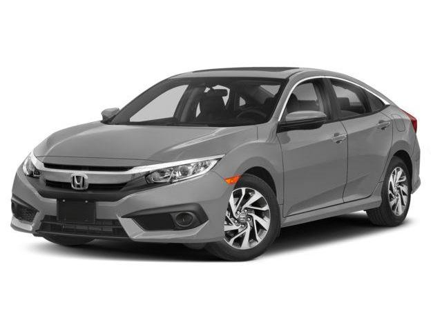 2018 Honda Civic EX (Stk: 8001855) in Brampton - Image 1 of 9