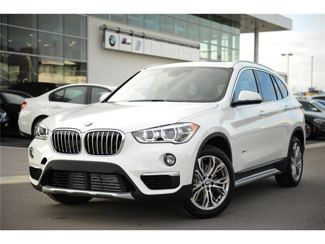 2018 BMW X1 xDrive28i (Stk: 8K22788) in Brampton - Image 1 of 12