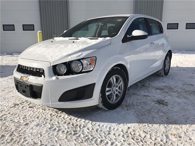 2012 Chevrolet Sonic LT (Stk: IU9391) in Thunder Bay - Image 1 of 11