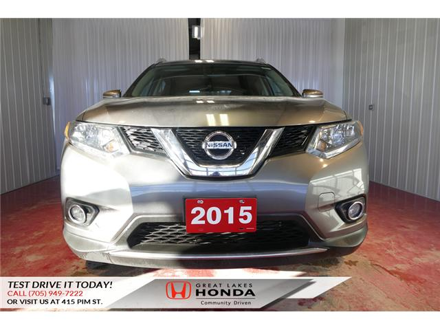2015 Nissan Rogue SV (Stk: H5680A) in Sault Ste. Marie - Image 2 of 21
