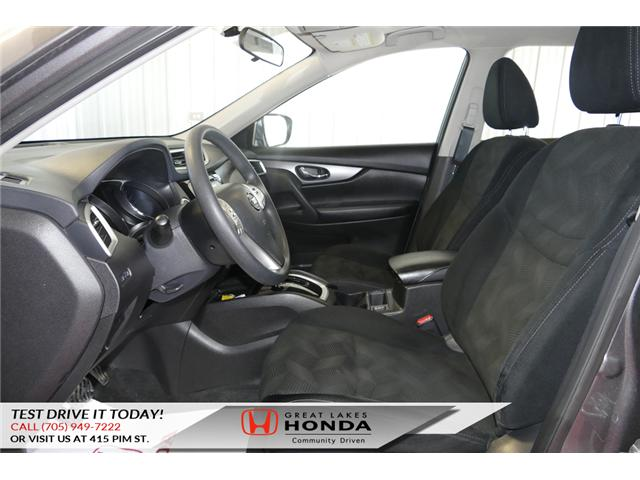 2015 Nissan Rogue SV (Stk: H5680A) in Sault Ste. Marie - Image 10 of 21