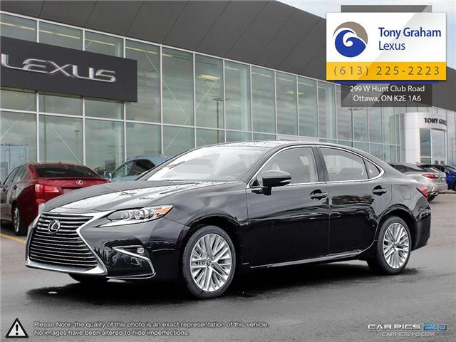 2018 Lexus ES 350 Base (Stk: P7730) in Ottawa - Image 1 of 25