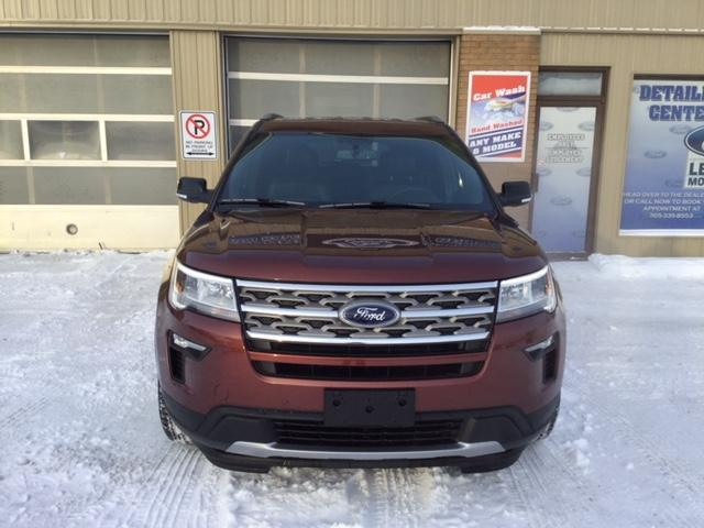 2018 Ford Explorer XLT (Stk: 18-69) in Kapuskasing - Image 2 of 8
