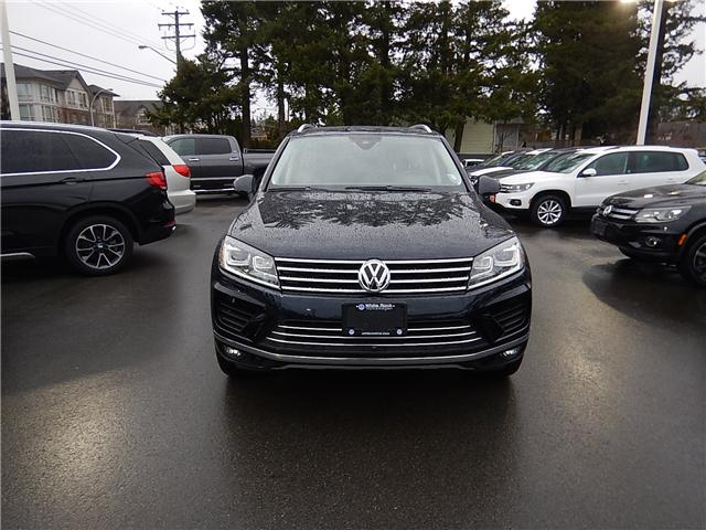2017 Volkswagen Touareg 3.6L Execline (Stk: HU002353) in Surrey - Image 27 of 29