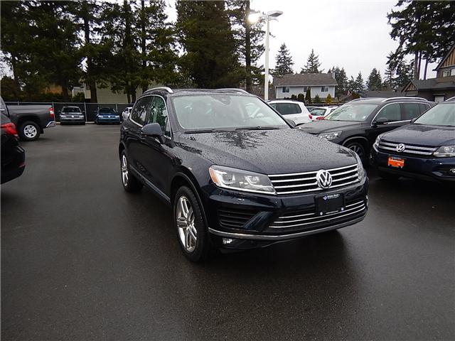 2017 Volkswagen Touareg 3.6L Execline (Stk: HU002353) in Surrey - Image 29 of 29