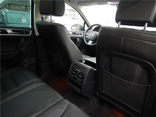 2017 Volkswagen Touareg 3.6L Execline (Stk: HU002353) in Surrey - Image 22 of 29