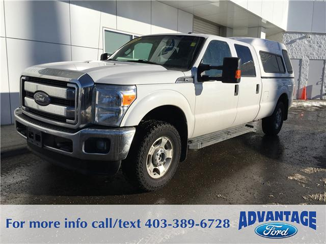 2015 Ford F-250 XLT (Stk: 5115) in Calgary - Image 1 of 10