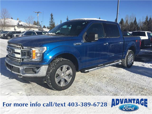 2018 Ford F-150 XLT (Stk: J-085) in Calgary - Image 1 of 5