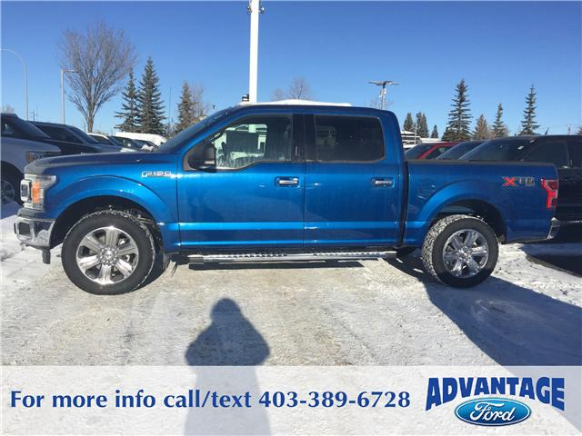 2018 Ford F-150 XLT (Stk: J-085) in Calgary - Image 2 of 5