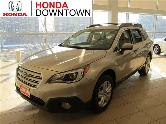 Used Subaru Outback for Sale in Toronto | Honda Downtown