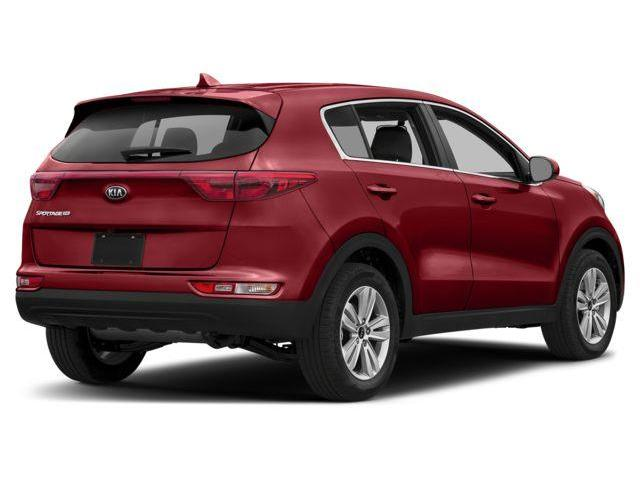 2018 Kia Sportage  (Stk: K18287) in Windsor - Image 3 of 9