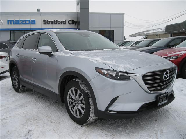 2018 Mazda CX-9 GS-L (Stk: 18032) in Stratford - Image 1 of 30